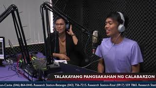 Episode 29 with Agriculturist II Suzette Claribelle Panopio