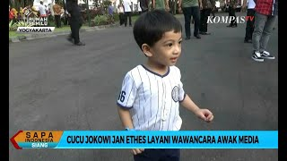 Video Begini Keseruan Presiden Jokowi dan Jan Ethes Berlibur di Yogyakarta MP3, 3GP, MP4, WEBM, AVI, FLV Juni 2019