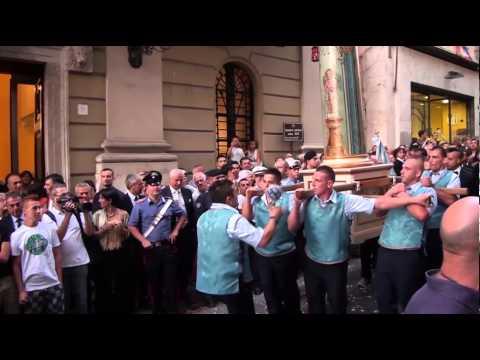 I Candelieri: Sassari in festa