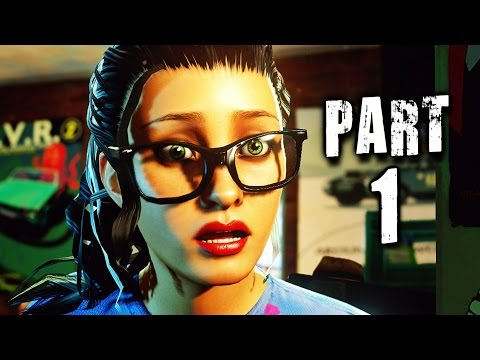 theradbrad - Sunset Overdrive Walkthrough Gameplay Part 1 includes Mission 1: Horror Night and a Review of the Story for Xbox One in 1080p HD. This Sunset Overdrive Gamep...
