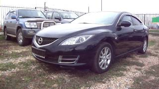 2008 Mazda 6.Start Up, Engine, And In Depth Tour.
