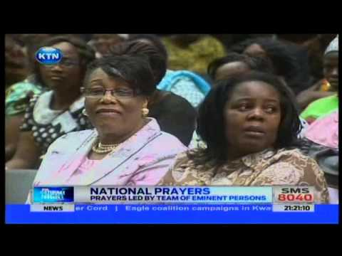 News:National prayers