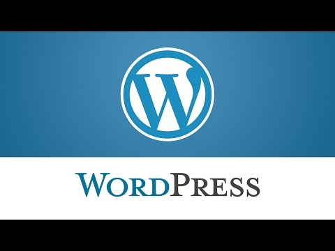WordPress.  Advanced menu item options