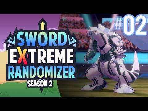 PRIMAL PALKIA!! | Pokemon Sword EXTREME Randomizer S2 (Episode 2)
