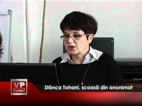 Stânca Tohani, scoasă din anonimat