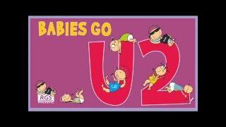 Download Lagu Babies go U2. Full Album. U2 para bebés Mp3
