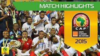 DR Congo - Equatorial Guinea (0-0) (PEN 4-2)  Résumé du match - Petite Finale  Match highlights - Match for 3rd Place. Orange Africa Cup of Nations, EQUATO...
