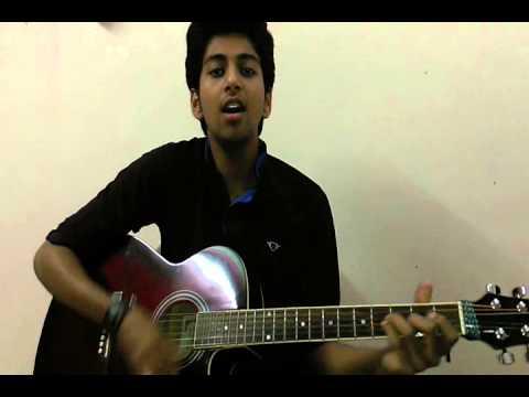 Tere bina (Heropanti) acoustic guitar cover by Yogesh