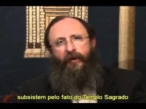 Judeu Fala  Sobre o Templo de Salomao da Iurd