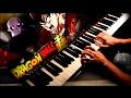 Dragon Ball Super - Opening 2 - Limit-Break x Survivor (Piano Cover + SHEET MUSIC)