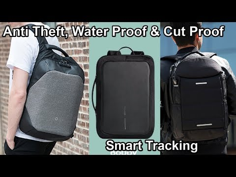 7 Best Travel Bags and Commuter Backpack (Anti Theft, Water Proof & Cut Proof) || Backpack Bag #06