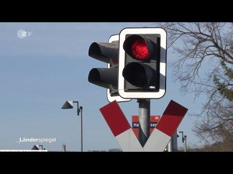 Rätsel um Bahnschranke im thüringischen Haarhausen -  ...