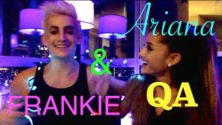 Ariana & Frankie Grande - Christmas Q&A!