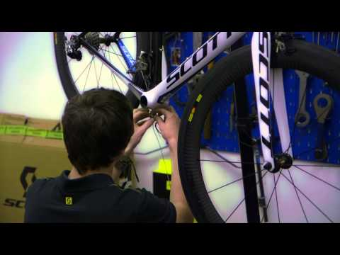 Building a bike in six minutes: film