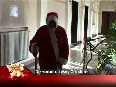 De vorbă cu Moş Crăciun