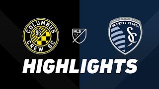 Columbus Crew vs. Sporting Kansas City | HIGHLIGHTS - June 23, 2019 by Major League Soccer