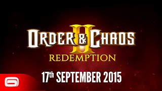 Order & Chaos 2: 3D MMO RPG Online Game Trailer
