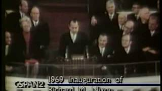 President Nixon 1969 Inaugural Address