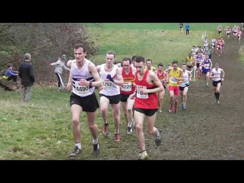 Senior Men South of England Cross Country Championships 26012019