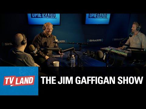 The Jim Gaffigan Show | Jim Gets Grilled on Morning Radio | TV Land