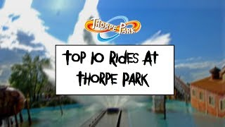 Video Top 10 Rides At Thorpe Park MP3, 3GP, MP4, WEBM, AVI, FLV Agustus 2019