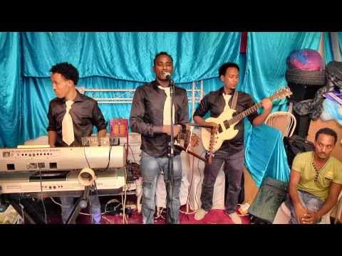 Eritrean Wedding - eritrean wedding by sesen band in israel (abraham&kidisti)