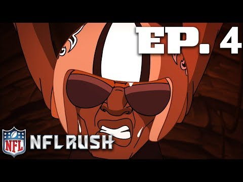 Ep. 4: Team Up (2012 - Full Show) | NFL Rush Zone: Season of the Guardians