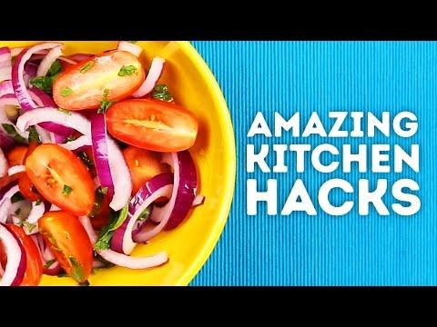 5 trucchi in cucina davvero incredibili