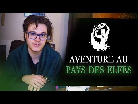 Le Verseau ~ Aventure au Pays des Elfes (french ASMR)
