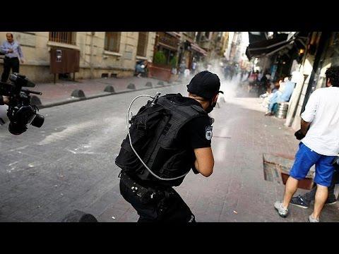 Τουρκία: Επεισόδια στο gay pride