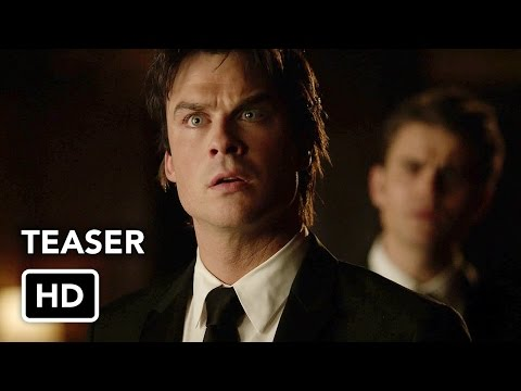 The Vampire Diaries Season 8 Teaser 'One Last Surprise'