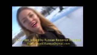 Video sent to a victim by Russian Romance Scammer Saniya - Akbasheva83Saniya@gmail.com