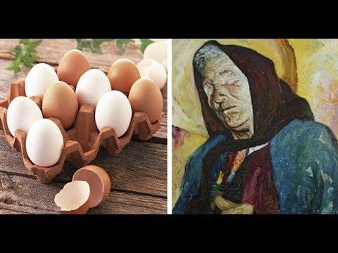 Очень Редкий Заговор на Куриное Яйцо для Денег и Счастья!