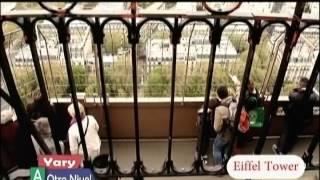 Reportaje de la Semana Torre Eiffel 8.2.14