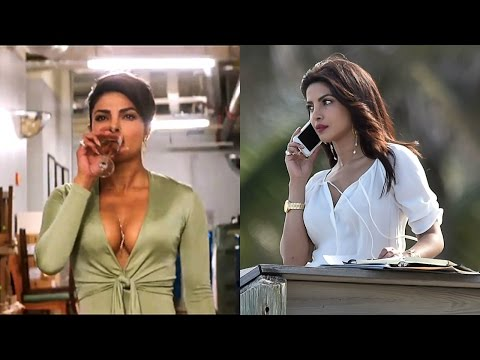 Priyanka Chopra Talks About Playing Villain In Baywatch