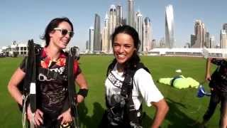 Nonton Fast and Furious star Michelle Rodriguez at Skydive Dubai! Film Subtitle Indonesia Streaming Movie Download