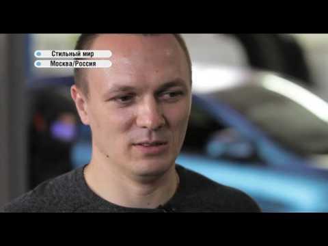 Мой турбо Лансер участвовал в съемках телепередачи для телекомпании МИР. (видео)