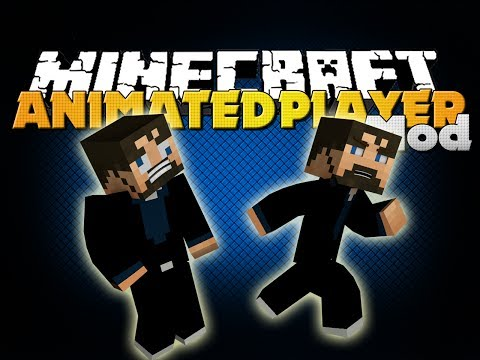 animated - WATCH AS SSUNDEE REVIEWS ANIMATED PLAYERS MOD!! WATCH AS HE MOVES AROUND MINECRAFT LIKE AN IDIOT!! LOL, Thanks for watching! I appreciate the support and any...