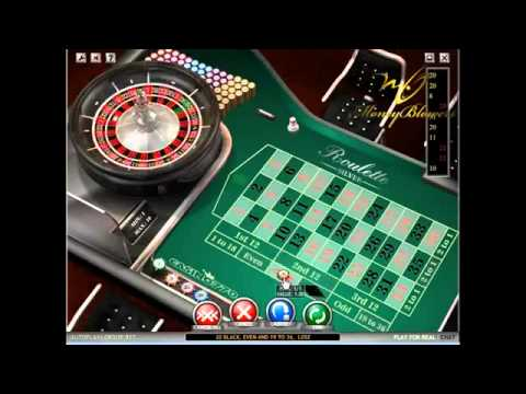 How to win in roulette. Free system to play roulette.mp4