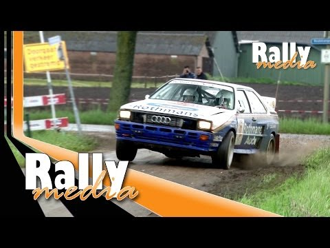 Rally van Putten 2014 - Best of by Rallymedia
