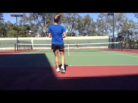 Georgia Christie - 2017 US College Tennis Prospect Preview