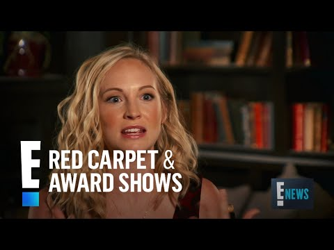 "Candice King Reveals Her ""Vampire Diaries"" 'Firsts' 