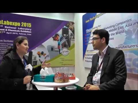 Iran Nanotechnology Initiative Council (INIC) at ArabLAB 2015
