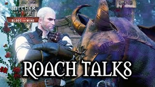 Video The Witcher 3: Blood and Wine - Roach Talks! :) MP3, 3GP, MP4, WEBM, AVI, FLV Desember 2018