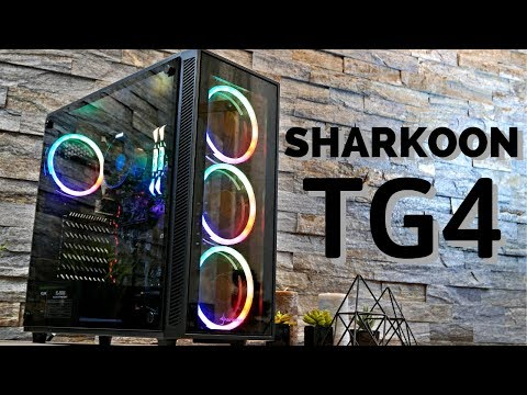 SHARKOON TG4 ARGB - PREVIEW