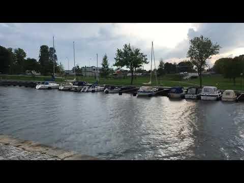 Bojortskajen Vänersborg 6 sep 17.47