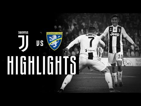HIGHLIGHTS: Juventus vs Frosinone - 3-0 - Third goal & assist in a row for CR7 - Thời lượng: 3 phút, 45 giây.