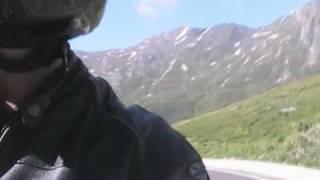 Seez France  City pictures : Alpine Adventures - Ride Along D902 near Seez France