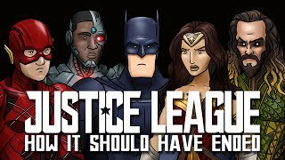 Video How Justice League Should Have Ended MP3, 3GP, MP4, WEBM, AVI, FLV Juli 2018