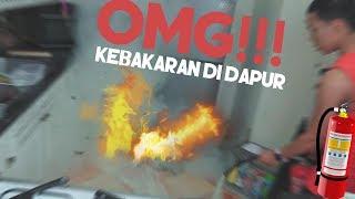 Video Bikin Api Unggun di Dapur **Kerja Sangat Bodoh** | Masak Burger MP3, 3GP, MP4, WEBM, AVI, FLV April 2019
